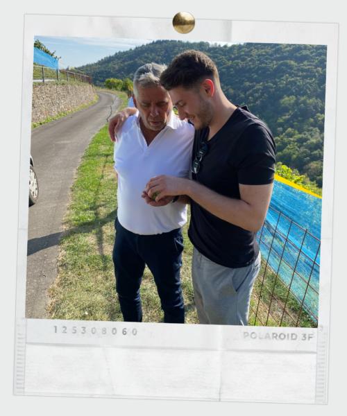 Polaroid Frame Instagram Post